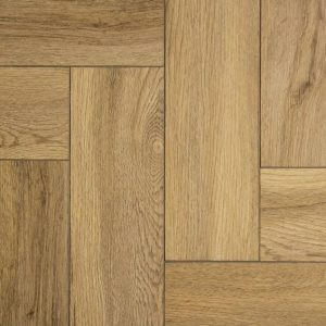CW 934 firmfit herringbone vinyl wood flooring jakarta